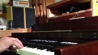 A Whiter Shade of Pale - Orgel Soundcheck 3: Hammond (NI B4 II) + Leslie