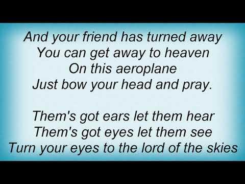 Billy Bragg - Airline To Heaven Lyrics mp3