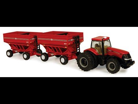 Tractor Con Carro Juguete Tractores De Juguete Juguetes Para Los