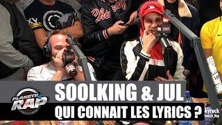 Soolking & Jul - Qui connaît les lyrics  #PlanèteRap