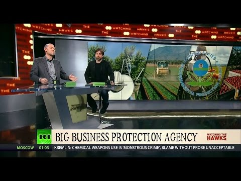 [453] The Environmental Corporate Protection Agency and Secrets of MK Ultra