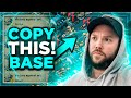This Base WINS in Season 23! Copy Fast!! // Boom Beach Warships