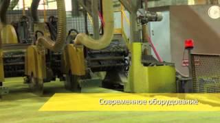 Как производятся утеплители  Видео с завода ISOVER(, 2014-01-26T14:34:33.000Z)