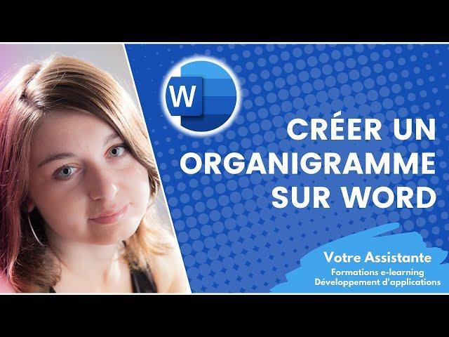 Créer Un Organigramme Sous Word Youtube