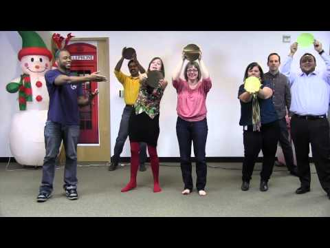 12 Days of Christmas Skit - Holiday Office Fun!
