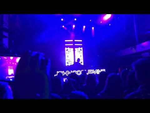 John 00 Fleming The Journey live at Ministry Of Sound Ivy Sydney - Andain - Beautiful Things