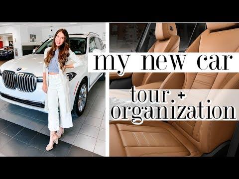 i-bought-a-new-car!!-tour-&-organization-tips-*bmw-x7*