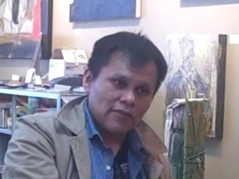 Paul Niemi Interviews Award-Winning Navajo Artist Sheldon Harvey