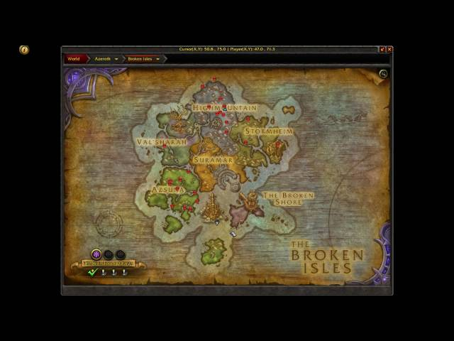 How To Get To The Island Of Shield S Rest Wow