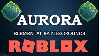 1225 Diamanten, um AURORA neuen Zauber auf Elementaren Schlachtfeldern zu kaufen! - Roblox