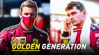 Why Ferrari's Golden Generation Could Become a Problem