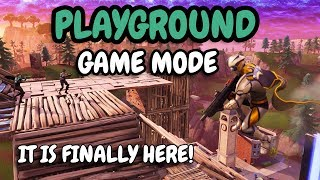 PLAYGROUND LTM | Funny Game Mode w/ NoahJ, Cizzorz & Dakotaz