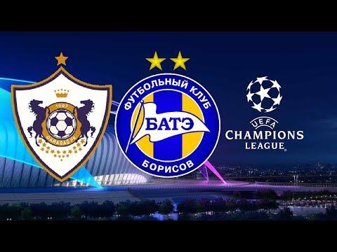 BATE Qarabağ ile ilgili görsel sonucu
