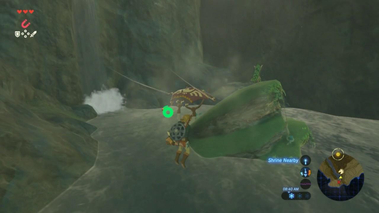 Misko The Great Bandit Zelda >> Misko The Great Bandit Side Quest Youtube