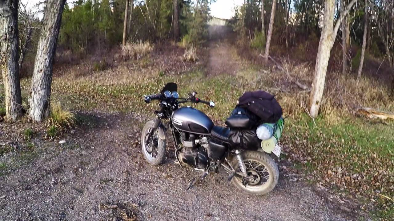 Ducati Scrambler Road Trip