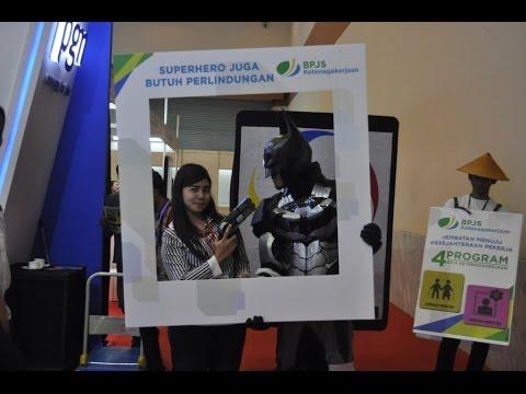 3CUSTOMPAINT : Batman Arkham Knight Cosplay At IBD Expo