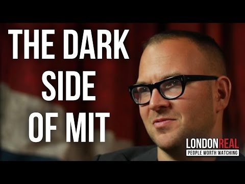 THE DARK SIDE OF MIT & AARON SWARTZ  Cory Doctorow on London Real