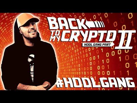 Chris Record - BACK TO MY CRYPTO - Bitcoin Rap Remix #HODLGANG