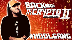 Chris Record - BACK TO MY CRYPTO - Bitcoin Rap Remix #HODLGANG