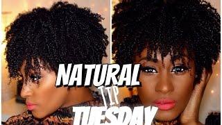 Ariel Natural Hair Email Q&A