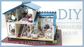 DIY miniature house kit :: 프로방…