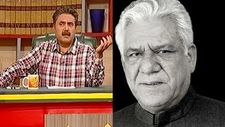 Aftab Iqbal Talks About Om Puri's Life and His Parting Shot | Khabardar - Express News