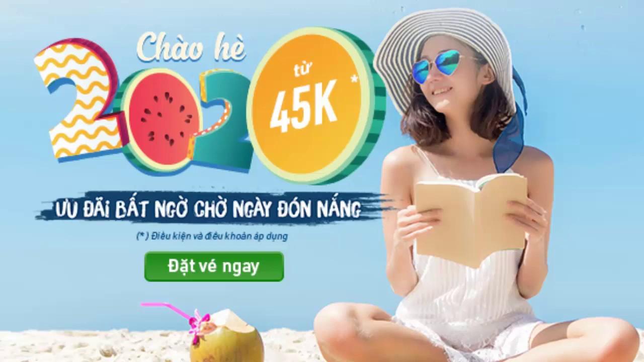 Vé máy bay đi Hà Nội giá rẻ Vietjet, Jetstar Vietnam Airlines và Bamboo Airways Năm 2020