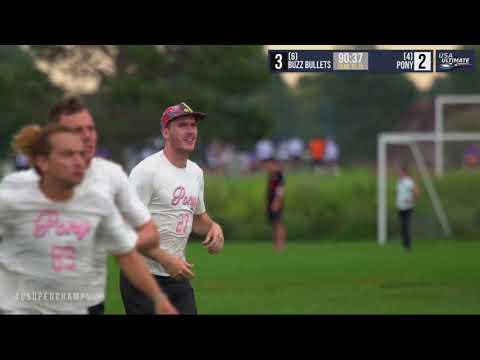 Tokyo Buzz Bullets vs New York PoNY-- 2019 U.S. Open ICC Men's Quarterfinal