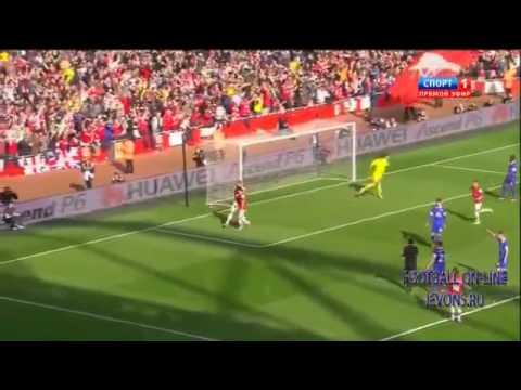 Arsenal vs Everton 4 1   Résumé complet du Match 08 03 2014 1
