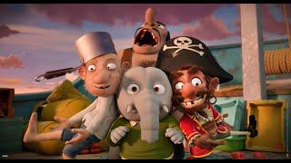 Невероятная история о гигантской груше 2018 мультфильм для всей семьи