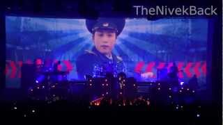 Indochine - Concert entier Black City Tour I - Lorient (29.03.13) [HD]