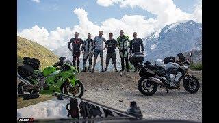 4 Motocykle, 7 Dni, 3200KM - Alpy na dwóch kołach!!