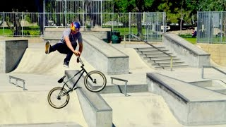 BMX Riding in Southern California - Red Bull Makin