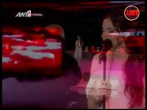 Nikki Ponte - X Factor 3 Greece - Live Show 12 (Part 1)