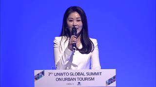 Cosing Remarks at the 7th UNWTO Global Summit on Urban Tourism