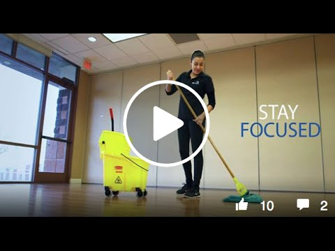 video:MJ Company Professional Cleaning Services
