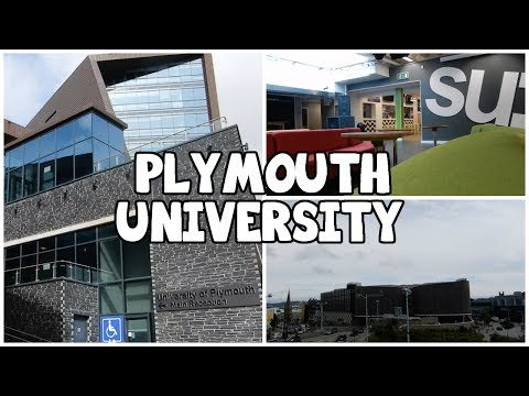 What I Love About Plymouth University.