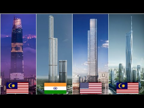 Top 10 Upcoming Tallest Building In World 2020+ | Under Construction