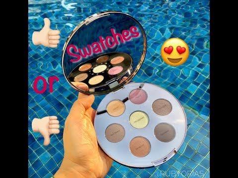 Becca | Pigmented Ocean Jewel Eyeshadow Palette | rubyorias