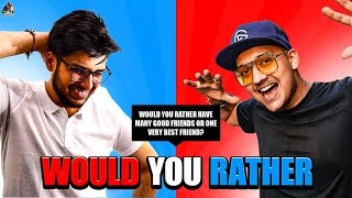 🔴Would you rather with @8bit Mafia