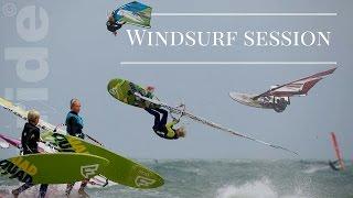 Windsurf Session