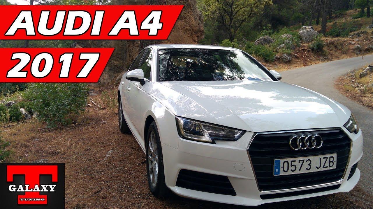 Audi A4 2017 Advanced Edition