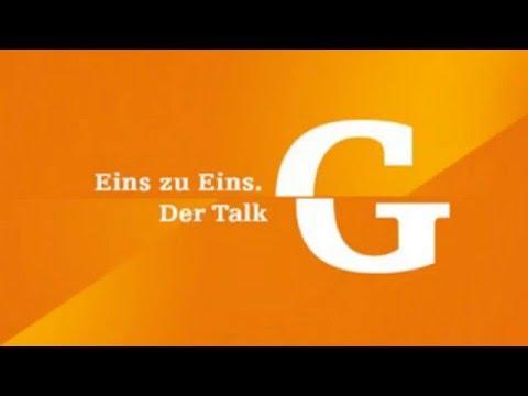 """Amir Roughani - Portrait in Bayern 2 """"Eins zu Eins der Talk """""""