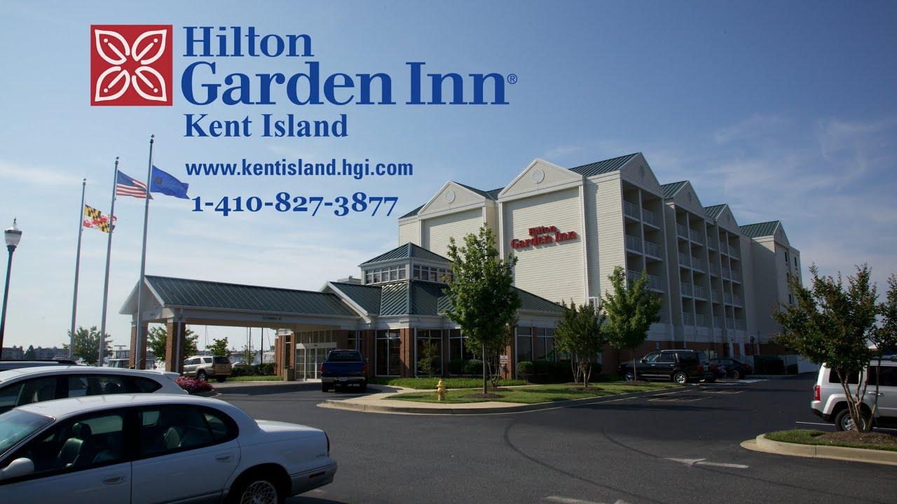 qactv sponsor hilton garden inn kent island informational video - Hilton Garden Inn Kent Island