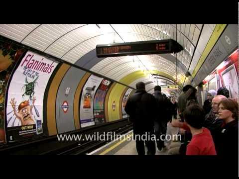 Tube, London underground