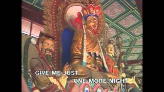 One More Night (Karaoke)