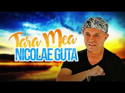 NICOLAE GUTA - TARA MEA ( COLAJ 2018 )