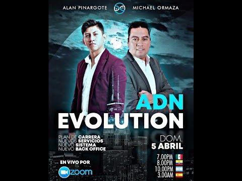 Presentación Oficial ADN 2.0 | Alan Pinargote Y Michael Ormaza
