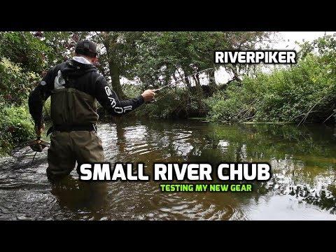 Small River Chub- Testing My New Gear - (video 215)