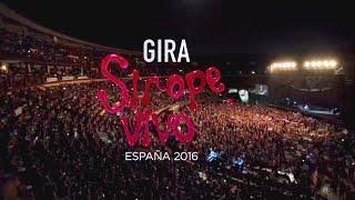 Alejandro Sanz - Gira 2016 Sirope Vivo